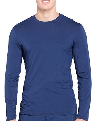 Cherokee Workwear Professionals Men's Underscrub Knit Top