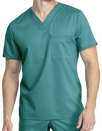 Cherokee Workwear Revolution Tech Unisex V-neck Top