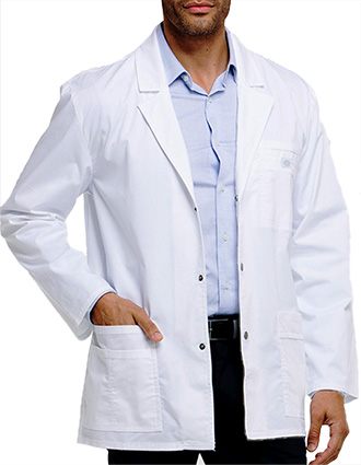 Dickies GenFlex Men 31 Inches Utility Lab Coat