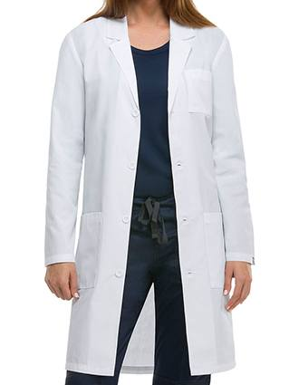 Dickies EDS Professional Whites Unisex 40 Inches Lab Coat