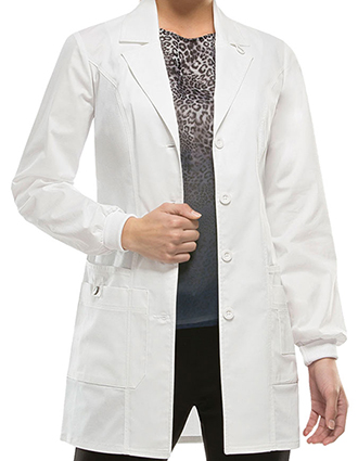 Dickies GenFlex Women's 32 Inches Jr. Fit Lab Coat