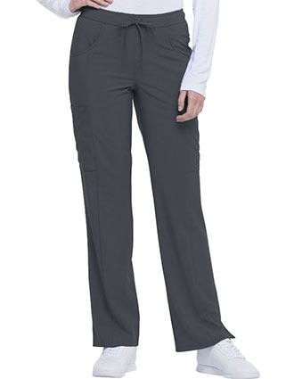 Dickies EDS Essentials Women's Mid Rise Straight Leg Drawstring Tall Pant