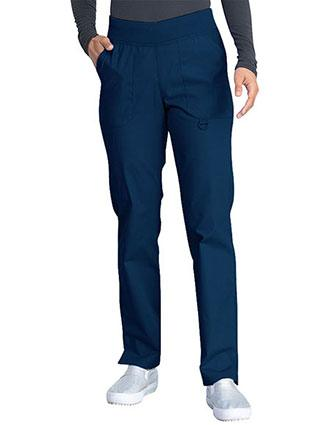 Dickies EDS Signature Women's Mid Rise Tapered Leg Pull-on Pant
