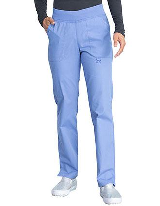 Dickies EDS Signature Women's Mid Rise Tapered Leg Pull-on Petite Pant