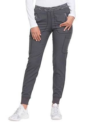 Dickies Dynamix Women's Natural Rise Tapered Leg Jogger Pant