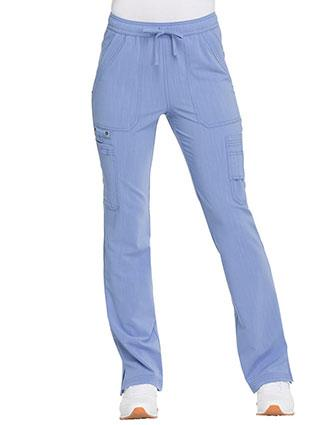 Dickies Advance Women's Mid Rise Boot Cut Drawstring Pant