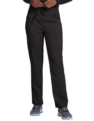 Dickies Balance Women's Mid Rise Tapered Leg Pull-on Tall Pant