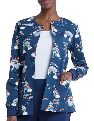 Dickies EDS Women's Slow Magical Printed Jacket