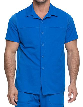Dickies Dynamix Men's Button Front Collar Shirt