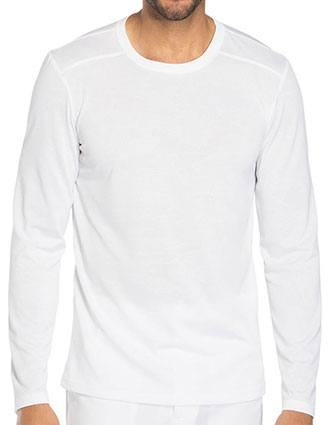 Dickies Dynamix Men's Long Sleeve Underscrub Knit Top