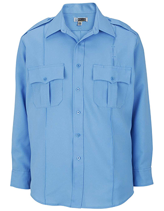 Security Long Sleeve Shirt 100% Polyester
