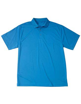 Edward Men's Flat-knit Polo