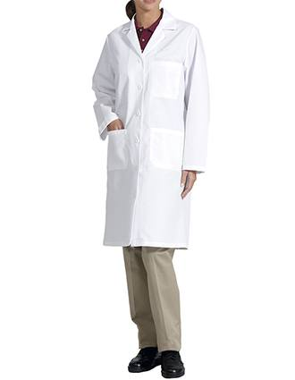 Fashion Seal Health Women's 39 Inch Traditional Length Lab Coat