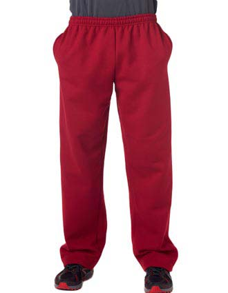 12300 Gildan Adult Gildan DryBlendOpen-Bottom Sweatpants