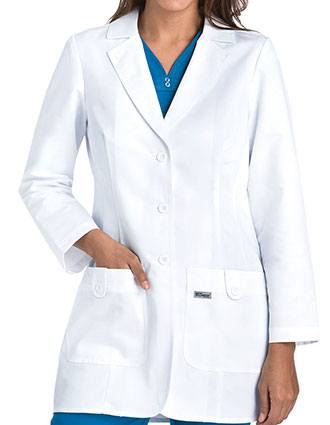 Grey's Anatomy Missy Fit 32 inch Two Pocket Medical Lab Coat