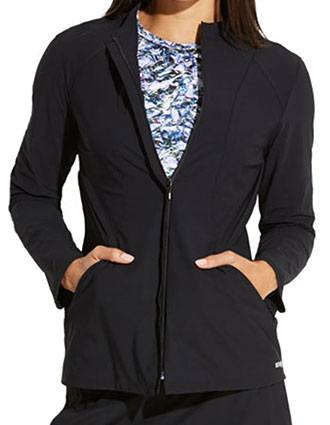 Grey's Anatomy Edge Women's Luna 2-Pocket Scrub Jacket
