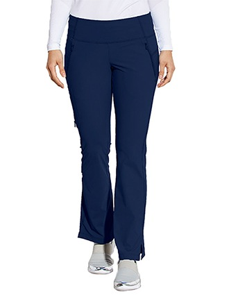 Grey's Anatomy Edge Women's Yoga Cargo Scrub Petite Pant