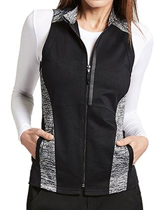Greys Anatomy Impact Women's Zip Front B-Tape Vest