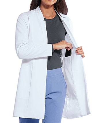 Greys Anatomy Signature Women's Snap Front Lab Coat