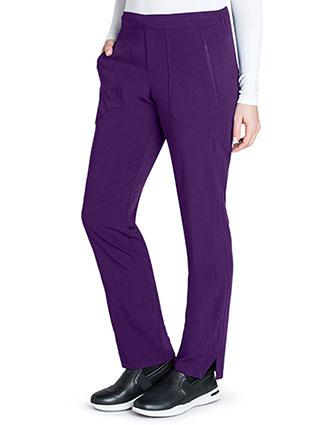 Greys Anatomy Impact Women's Drawstring Scrub Petite Pants