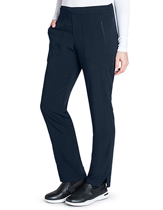 Greys Anatomy Impact Women's Drawstring Scrub Tall Pants