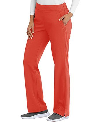Grey's Anatomy Signature Women's Cargo Drawcord Tall Pant