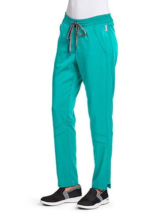 Greys Anatomy Women's Drawstring Scrub Pants