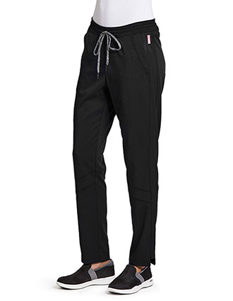 Greys Anatomy Women's Drawstring Tall Scrub Pants