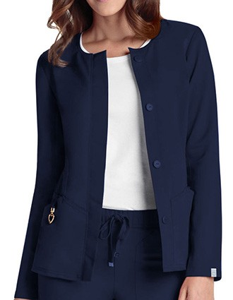 HeartSoul Women's Warm My Heart Button Front Jacket