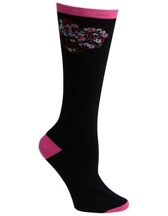 HeartSoul Breast Cancer Awareness Women's High Sock