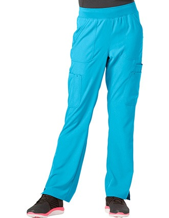 HeartSoul Break Free Women's Drawn To Love Low Rise Cargo Petite Pant