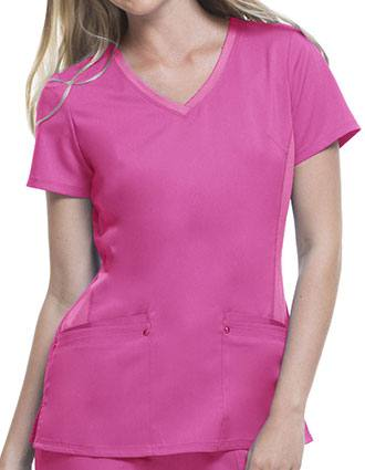Healing Hands Purple Label Women's Juliet V-Neck Scrub Top