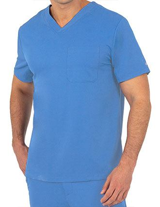 Healing Hands Men's Mason 2591 V-neck Scrub Top