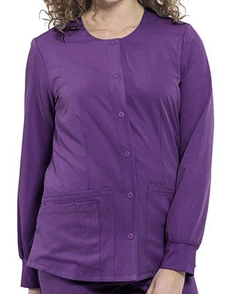 Healing Hands HH Works Women's Snap Front MEGAN Jacket