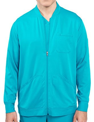 Healing Hands HH Works Men's Michael Scrub Jacket