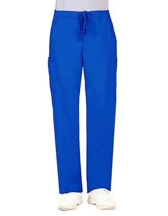 Healing Hands Blue Label Men's Drawstring Dylan Scrub Pant
