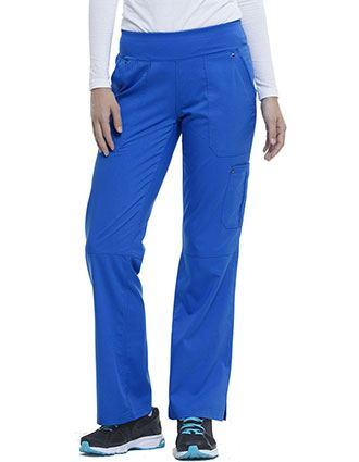 Healing Hands Purple Label Women's Elastic Waist Petite Tori Pant
