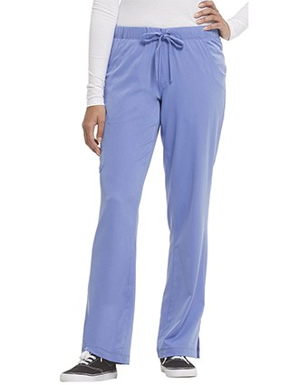 Healing Hands HH WORKS Women's Straight Leg Petite Rebecca Pant