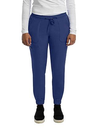 Healing Hands HH Works Women's Renee Cargo Jogger Scrub Tall Pants