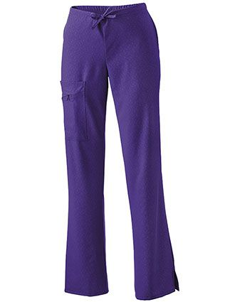 Jockey Classic Fit Womens Illusion Drawstring Scrub Pant