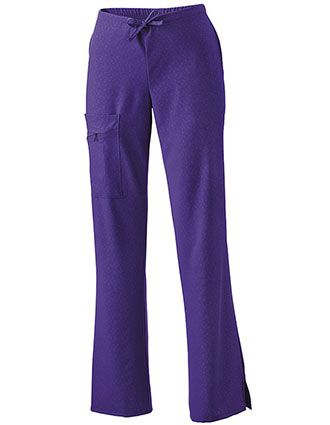 Jockey Classic Fit Womens Illusion Drawstring Scrub Petite Pant