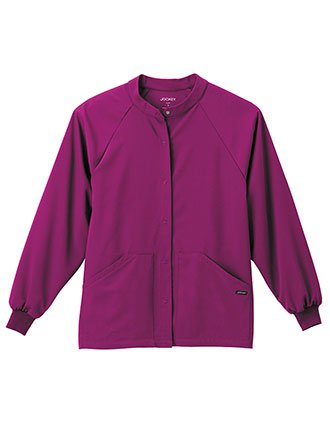 Jockey Scrubs Unisex Ultimate Warm Up Jacket