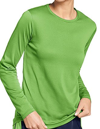 Jockey Retro Women's Breathable Underscrub T-Shirt