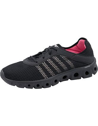 K-Swiss Women's Tubes Tech Black Ahtleisure Footwear