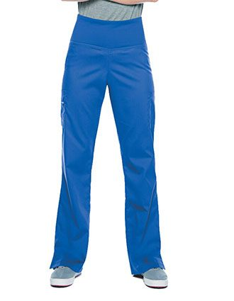 Landau Proflex Women's Cargo Tall Pant With Pwrcor Waistband