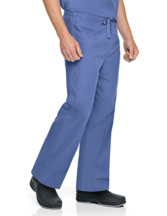 Landau Unisex Reversible Drawstring Medical Scrub Pants