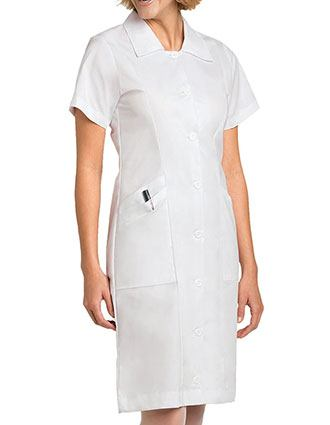 Landau Womens Short Sleeve Student Medical Dress