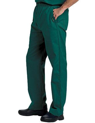 dae10999471 Landau Platinum Men's Three Pockets Elastic Waist Tall Scrub Pants