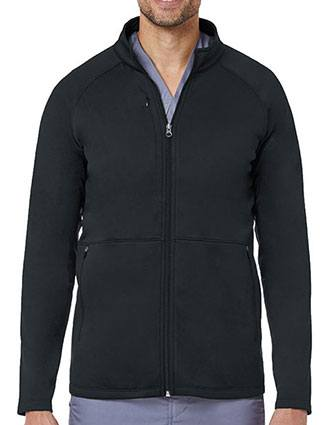Maevn Matrix Men's Warm-up Bonded Fleece Jacket