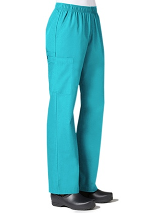 Maevn Core Women's Tall Full Elastic Band Cargo Pant